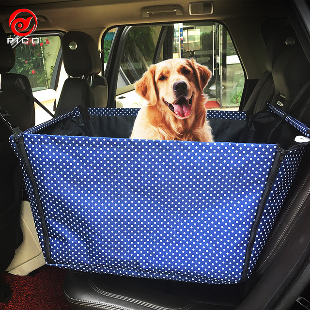 Brand Universal Water Proof Oxford Pet Dog Car Seat Cover Cat Carrier Rear Back
