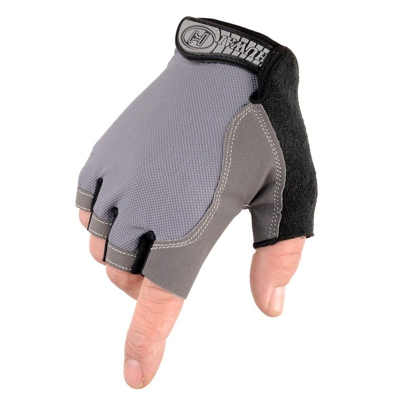 Kuyomens Fitness Half Finger Gloves Exercise Training