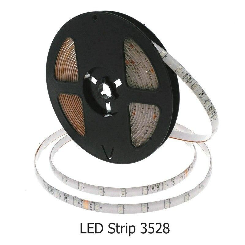 2835/3528 LED Strip SMD 12V flexible light 300LED LED Tape High Quality RGB/white/warm white/blue/green/red/yellow