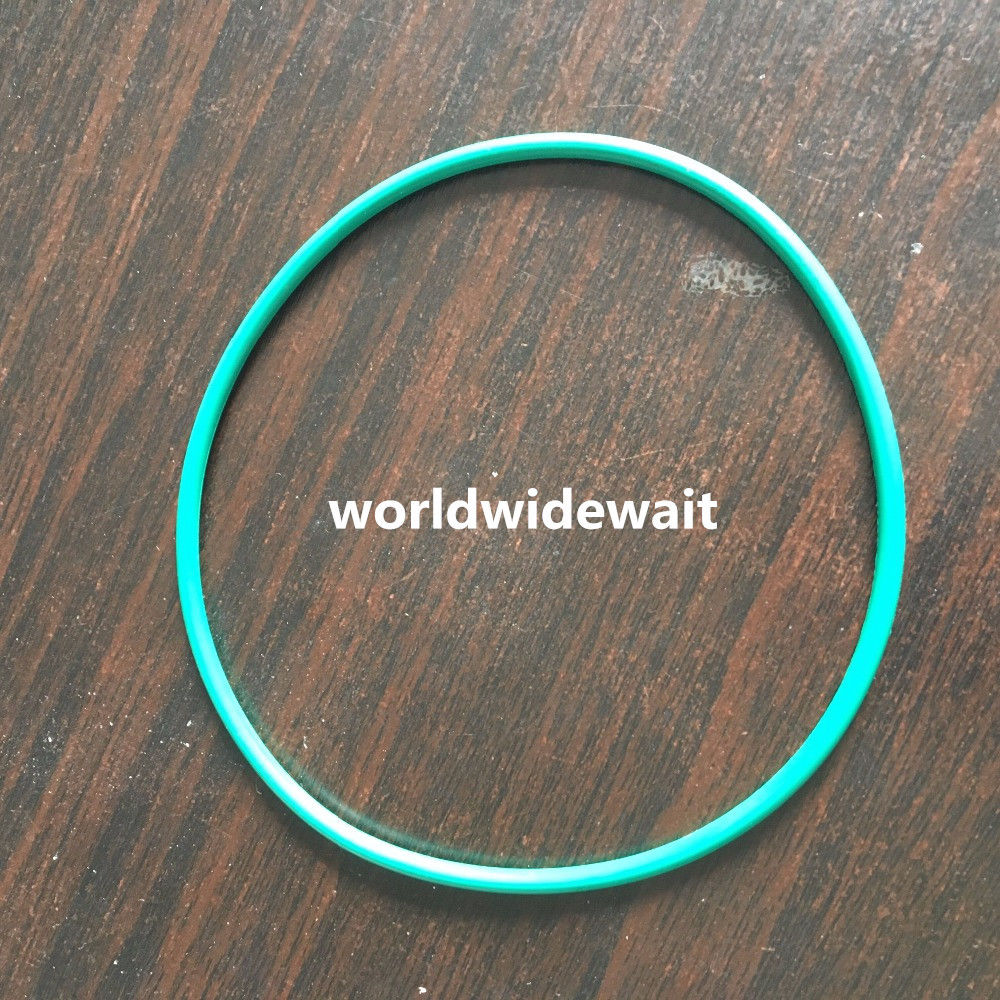 1PC 235mm x 3.1mm Industial Green Color Viton O Ring Sealing Gasket1PC 235mm x 3.1mm Industial Green Color Viton O Ring Sealing Gasket