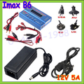 IMAX B6 Digital RC Lipo NiMh Battery Balance Charger+AC POWER 12v 5A Adapter Wholesale