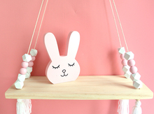 New Wooden Bunny Toys For Baby Room Decor Nordic Style Decor For Kids Room Gifts For Children Birthday Scandinavian Decor