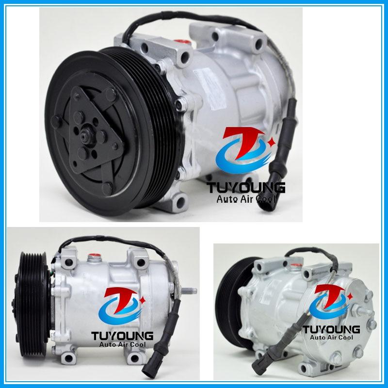 US $112 0 |SD7H15 car ac compressor for DAF XF 105 4 seasons 98805 97805  1641183 1685170 1815581 1815581R SD8231 1685170R 1864126 1864126R-in A/C