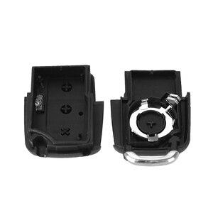 Image 4 - Keyyou 10ピース/ロット3ボタン折りたたみフリップリモートコントロールシェル車のキーケースvwフォルクスワーゲンジェッタゴルフpassatビートルポロボラ