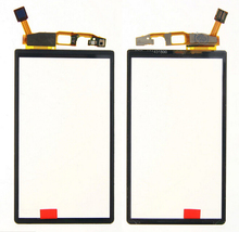 Touch Screen Digitizer For Sony Ericsson Xperia Neo V MT15i MT15 MT11i MT11  Free Shipping Black
