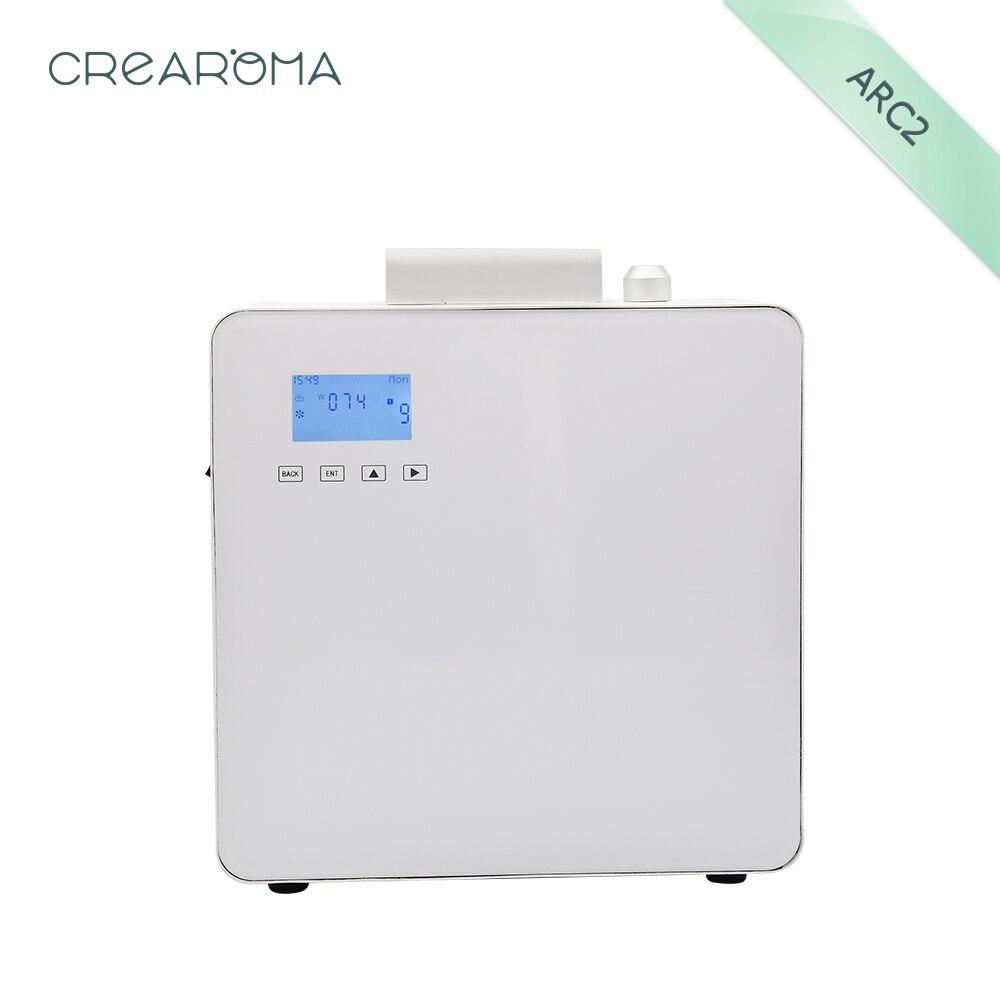 Crearoma professionele geur luchtfilter elektrische essentiële olie diffuser - 2