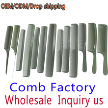 hot deal buy 1200pcs anti-static hairdressing combs detangle straight hair brushes barber hair cutting comb pro salon hair care styling tool