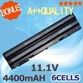 4400 mah batería del ordenador portátil para dell 04nw9 05g67c 312-1163 312-1311 451-11694 8858x 8p3yx 911md hcjwt kj321 m5y0x p8tc7 p9tj0