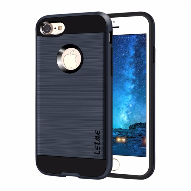 Case For iPhone 5S 5 S SE 6 6S Plus 7 Plus Hybrid Shockproof Armor Silicon Coque 5S Capa Capinhas Para For iPhone 5S