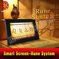 Реквизит для игр в комнату для побега  система Rune symbol alpabets prop  настраивается направо  для разблокировки smart screen puzzle