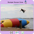 Free Shipping!5*2m 0.9mm PVC Inflatable Trampoline,Water Pillow,Water Blob Jump,Inflatable Jumping