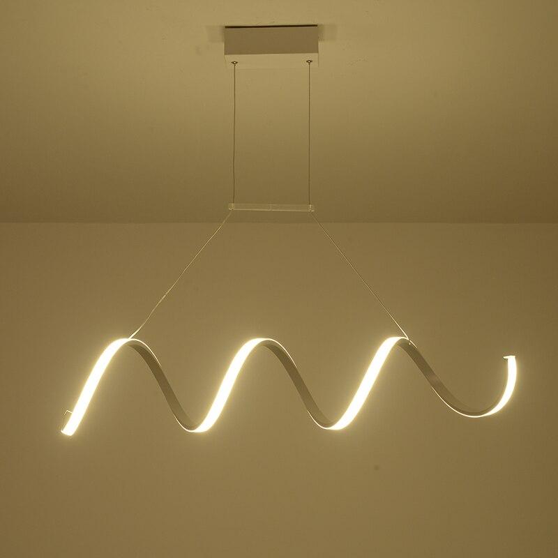110V 220V 24W Pendant Lights For Dining Room Modern Lamps Design Lustre De Cristal Para