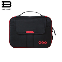 BAGSMART Date Cable Digital Accessories Finishing Bag Data Charger Wire Storage Bag Mp3 Earphones Usb Flash
