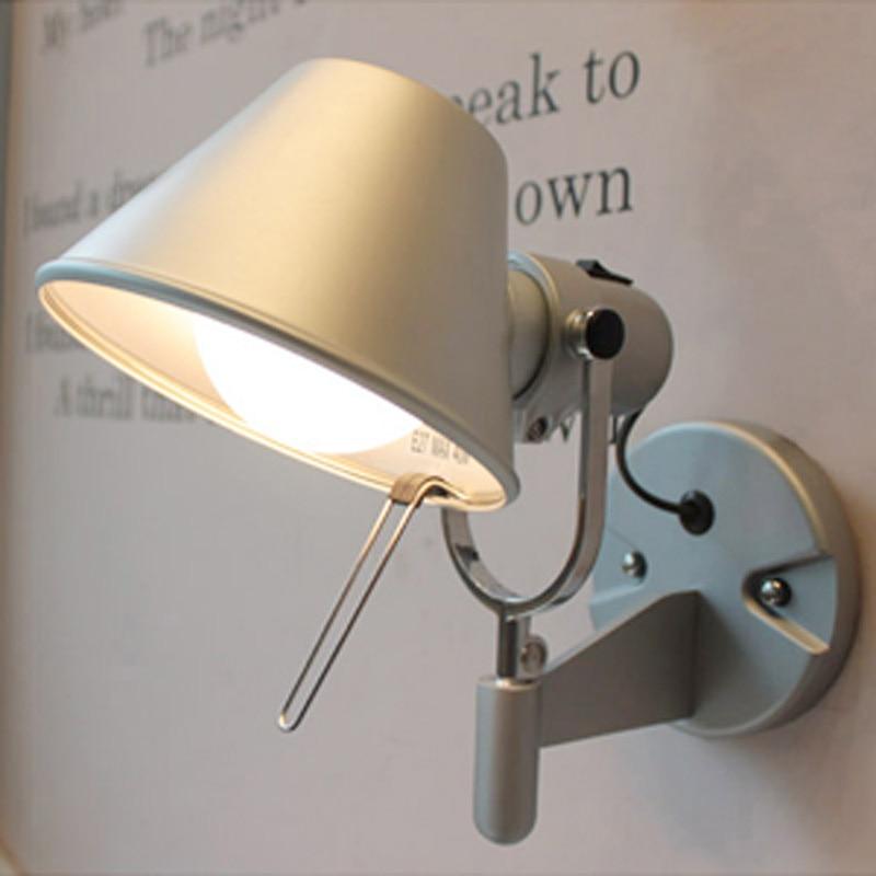 Aluminum Nordic Wall Lamp