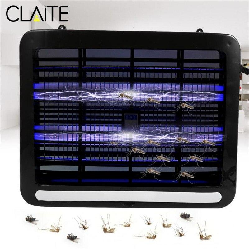 CLAITE Outdoor LED Mosquito Killer Lamp