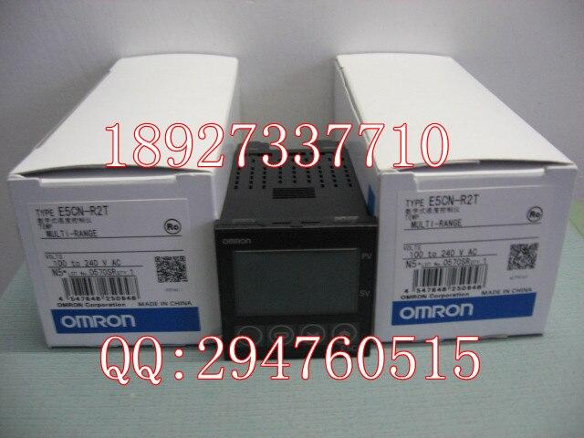 [ZOB] поставка нового оригинального Omron omron температурного контроллера реле E5CN R2T AC100 240V