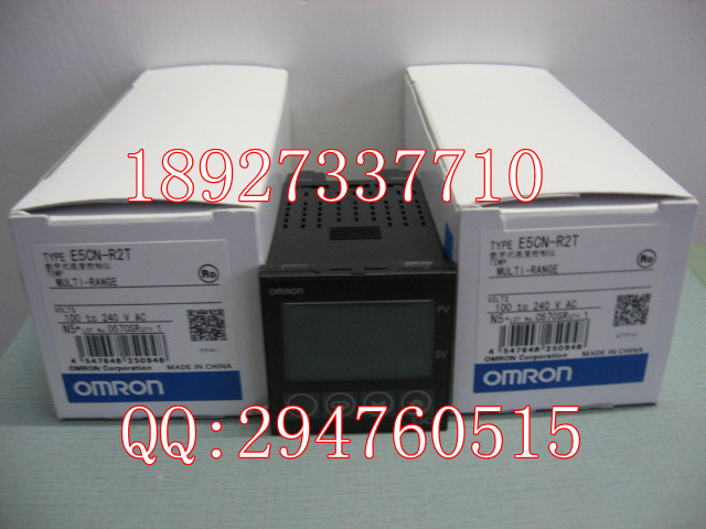 [ZOB] Supply of new original Omron omron temperature controller relay E5CN-R2T AC100-240V [zob] supply original omron omron relay k8ab ph1 alternative k8ds ph1 2pcs lot