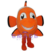 New Arrival Finding Nemo Dory Mascot Costume Free Shipping