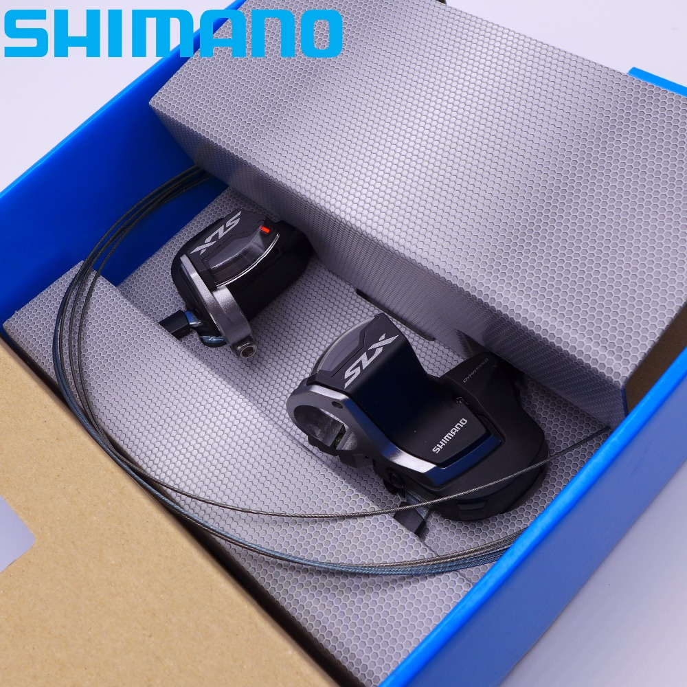 <font><b>SHIMANO</b></font> <font><b>SLX</b></font> <font><b>M7000</b></font> 11s 22 Speed MTB Shifter Shift Lever Left Right With Cable image