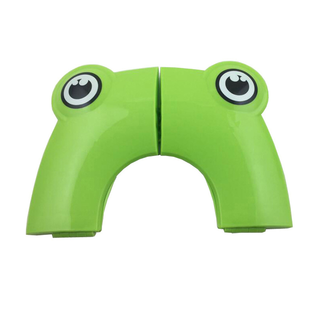 Foldable Potty Training Seat Cover Kids Travel Toilet Potty Seat Pad Non Slip Toilet Seat Mat Pads Urinal Cushion | Happy Baby Mama