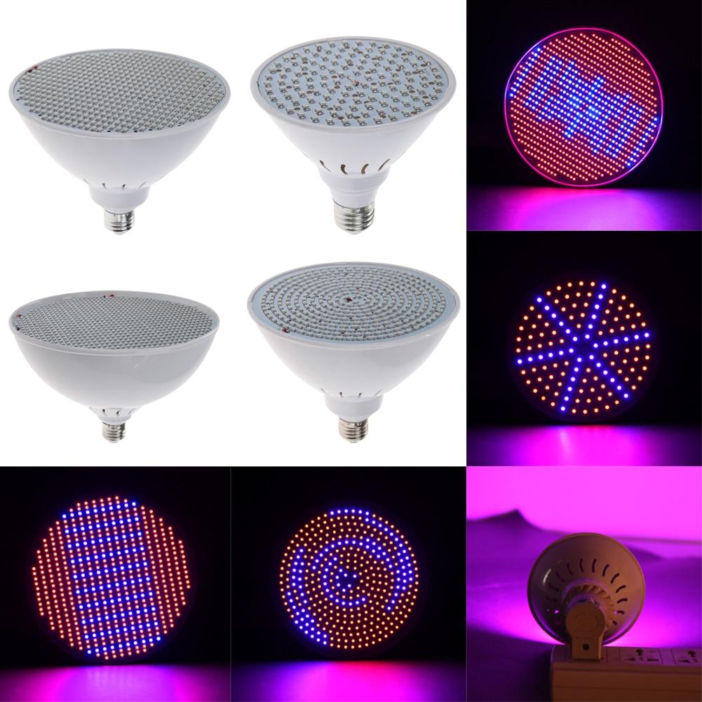4pcs Red Blue Led Plant Grow Light Lamps E27 Ac85 265v Full Spectrum Indoor Lamp For Plants Vegs Whole