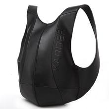 Рюкзак в форме черепахи, женские дорожные сумки, Противоугонный рюкзак, сумка на плечо, кожаный мотоциклетный школьный рюкзак из искусственной кожи, мужской рюкзак для колледжа