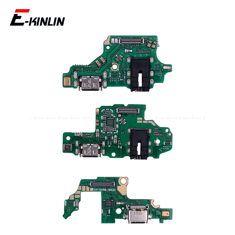 Charger USB Dock Charging Dock Port Board With Mic Microphone Flex Cable For Nova 5i 4e 4 3 3i 3e 2 2S 2i Plus Lite 2017 Young
