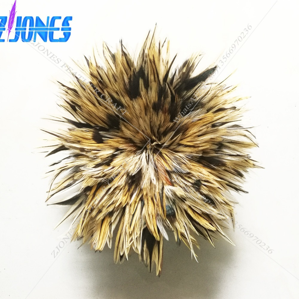 Wholesale 850pcs/bundle Beautiful Rooster feathers 5-6/12.5-15cm Chicken Feather Strung Pheasant Feather For Dress DecorationWholesale 850pcs/bundle Beautiful Rooster feathers 5-6/12.5-15cm Chicken Feather Strung Pheasant Feather For Dress Decoration