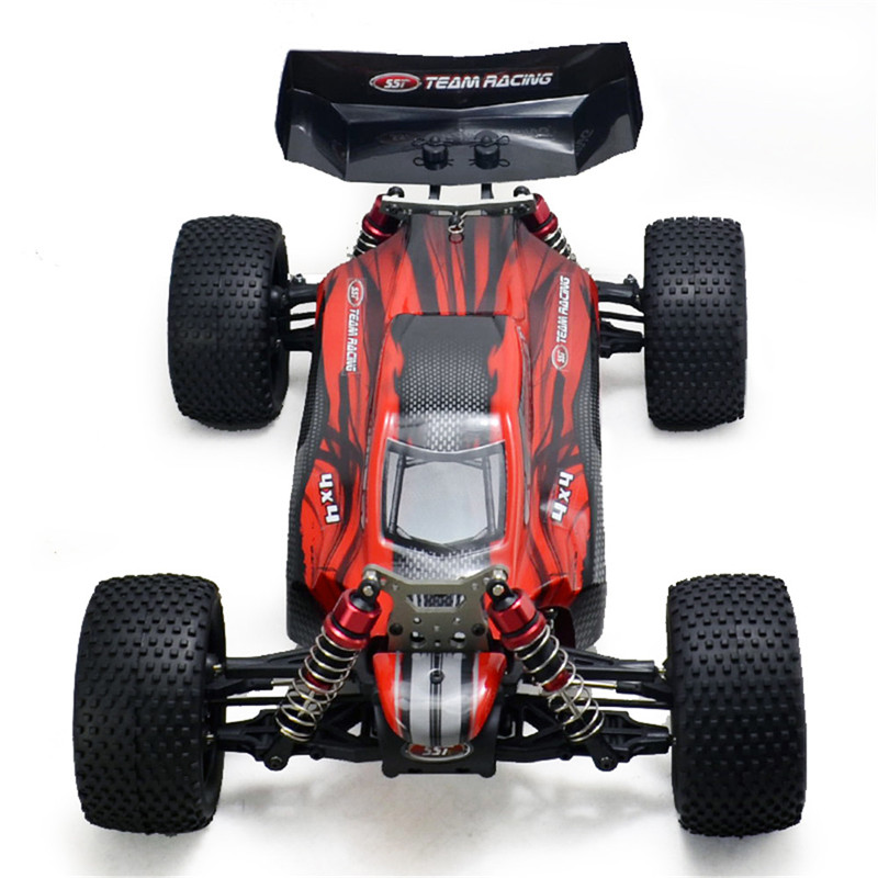 SST Racing 1937 PRO 1/10 2.4G 4WD Rc Car Brushless Off-road Buggy Truck RTR Toy sport in history