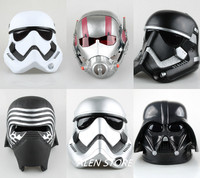 ALEN Star Wars Marvel Movie Cosplay Helmet Darth Vader Storm Trooper Ant Man Kylo Ren Action Figure Toys 1:1 Model