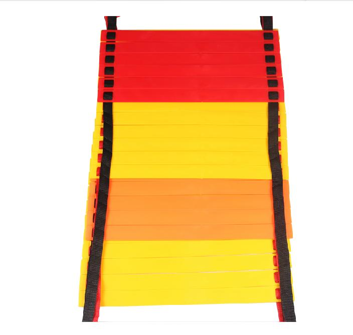 Durable 12 section 6 meters Agility Ladder for Soccer Speed Football Fitness Feet Training Free shipping