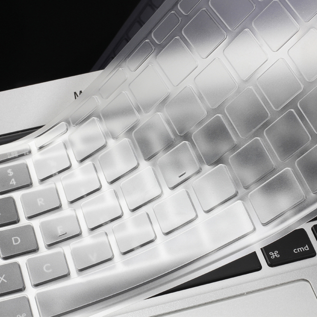 XSKN Brand For Acer Aspire One 722 Clear Transparent TPU Keyboard Protector Guard Film
