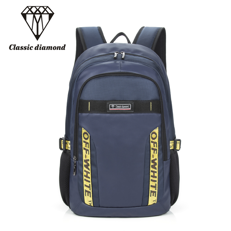 Dark blue Men Women Laptop Backpacks 15.6-17Inch Rucksack SchooL Bag Travel Waterproof Backpack Notebook Computer Bag mochilas kingsons brand waterproof men women laptop backpack 15 6 inch notebook computer bag korean style school backpacks for boys girl