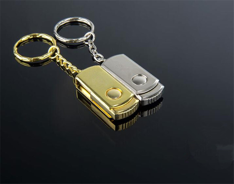 Hot Selling High Quality 32GB 16GB 8GB USB Drive Flash Stainless Steel USB 2.0 Flash Memory Pen Drive Pendrive Festival Gift