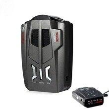 V9 12V Car Laser Radar Detector Speed Measurement Electronic Dog 360º 16 Band Control Voice Alert Car-Detector