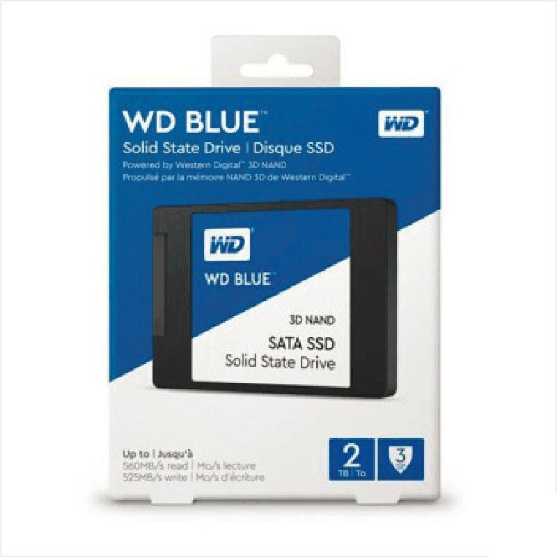 WD 2TB 1TB 500GB 250GB Hard Drive SSD Internal Solid State Disk SSD Sata3 SSD 250