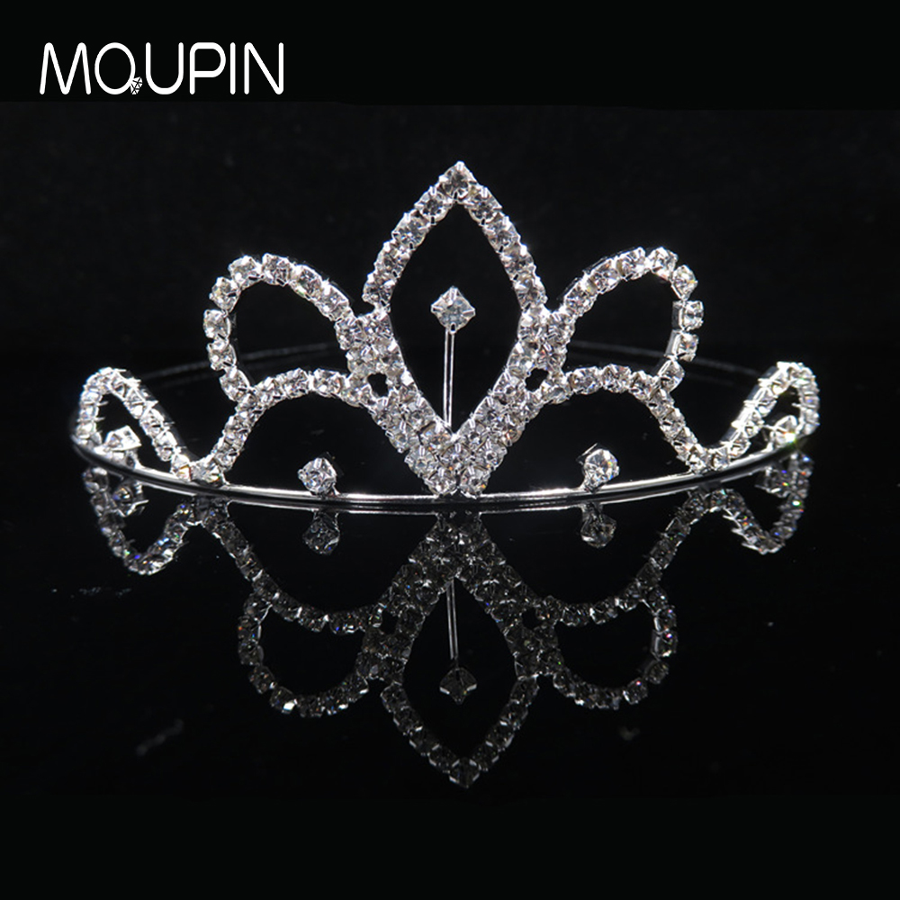 MQUPIN Queen Tiaras Crown headband Bride wedding tiaras and crowns for women Headdress Fashion Stylish Hair jewelry Accessories