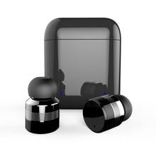T2 wireless earphones/bluetooth earphones with microphone headphones charging box earbuds/headsets