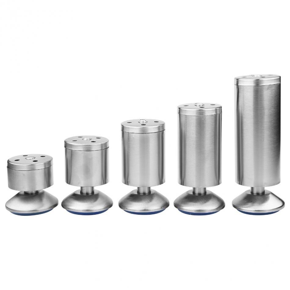 Stainless-Steel-50-60-50-80-50-100-50-120-50-150mm-Height-Sofa-Leg-Furniture (1)