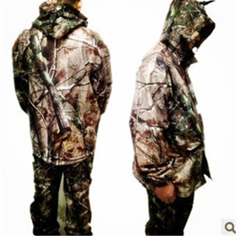 Free shipping 1 set Winter Waterproof Camouflage Hunting ...