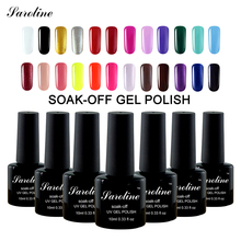 Saroline Soak Off UV Gel Nail Polish Gorgeous lucky Colors Gel Nagellak Gel Lak Vernis Semi Permanent Gel Varnishes Nail Glue