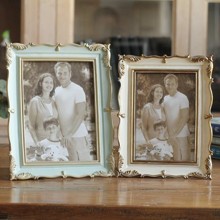 Creative stage photo frame American old style simple home photo studio photo frame in Frame from Home Garden