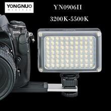 YONGNUO YN0906 II LED Video Light 54 LED Lamp Lights Photographic Lighting for Photo Studio Canon Nikon DSLR Camera Camcorder