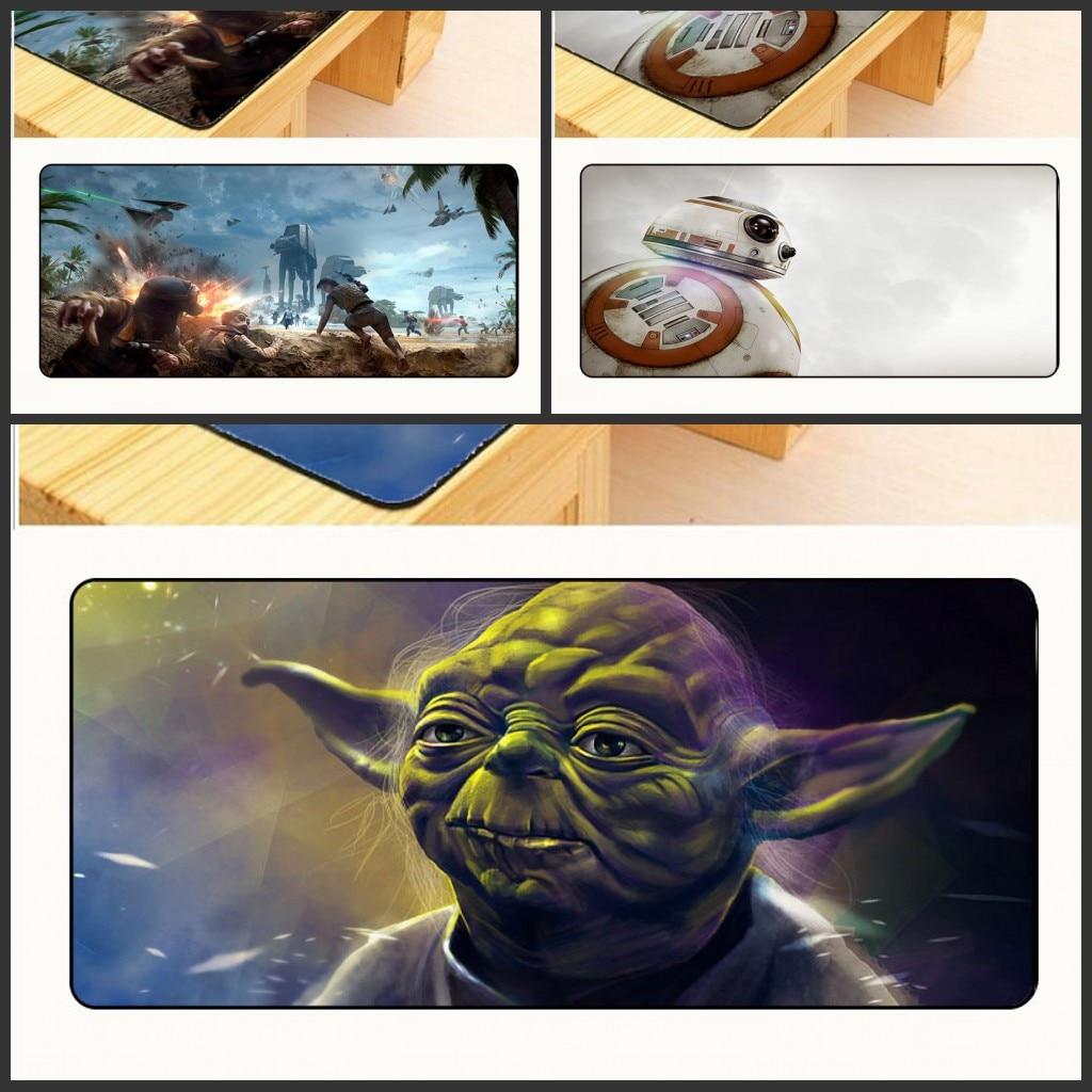 Mairuign Star Wars Battlefront Бесплатная доставка игровой Резиновый Большой Оверлок Мышь геймер коврик большой Настольный коврик 900*400*3 мм