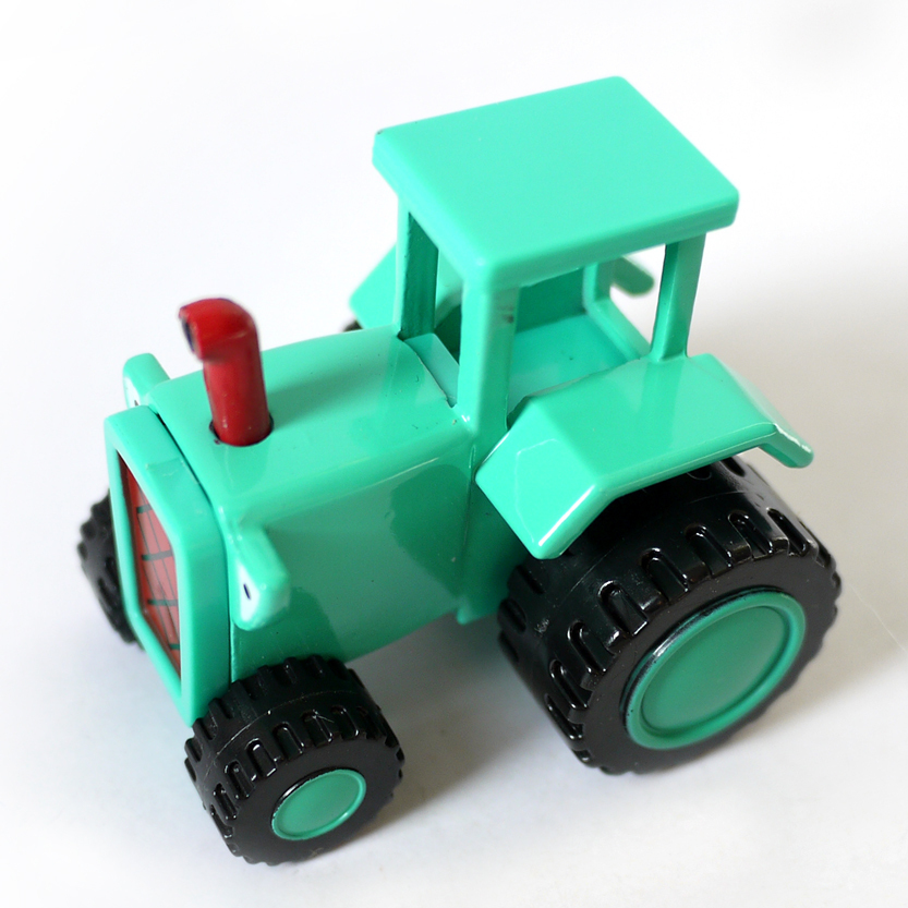 D920 Free shipping Hot selling Childrens toys Bob the builder engineer alloy toy car truck model gift (series-travis)
