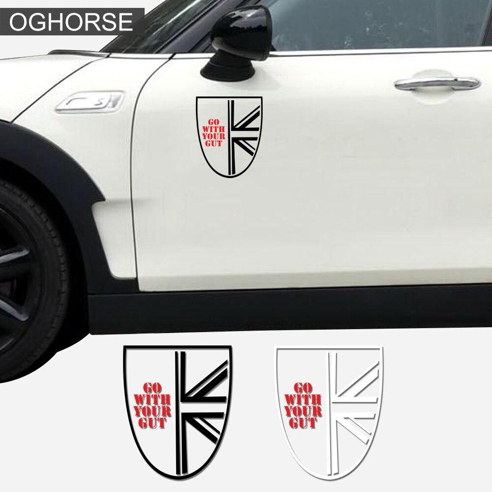 автомобиль для укладки отражающей кузова наклейка