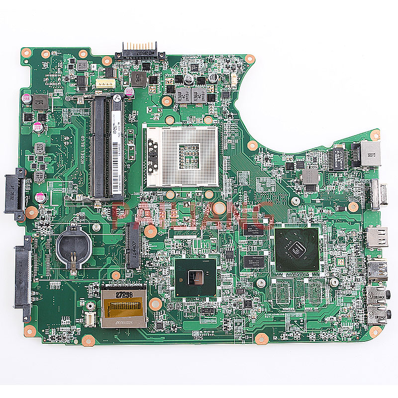 Laptop motherboard for Toshiba L650 L655 PC Mainboard DABLGDMB8D0 full tesed DDR3Laptop motherboard for Toshiba L650 L655 PC Mainboard DABLGDMB8D0 full tesed DDR3