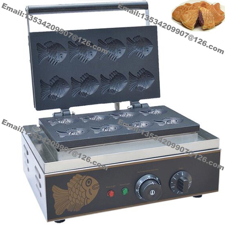 Free Shipping Commercial Use Nonstick 110v 220v Electric