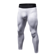 Men's Compression Pants Sport Tights Basketball Gym Trousers Bodybuilding Jogging