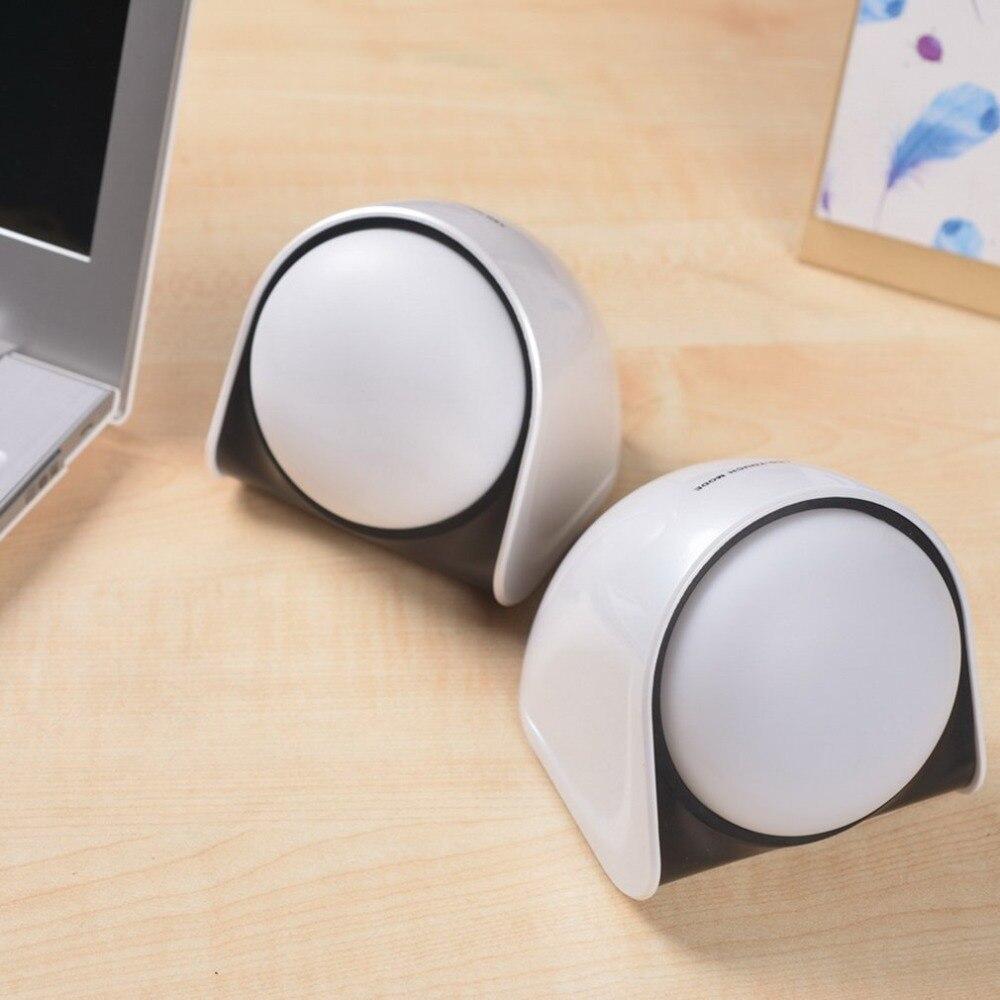Haut-parleurs de lampe LED couleur Bluetooth portables sans fil boîte de son de musique de lampe de sommeil pour la maison, voyage, bureau
